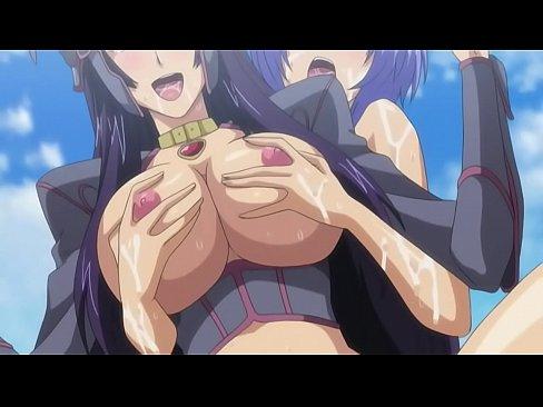 【エロアニメ】巨乳おっぱいな戦乙女達が魔族にレイプされ言いなりとなりアナルとマンコの2穴に中出し!