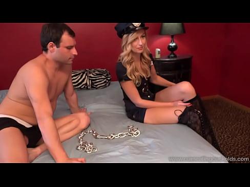 Cum Eating Cuckolds - Alexa Grace and her sub cuckold