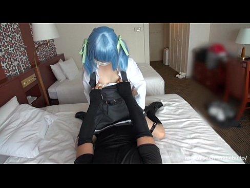 【xvideos】アニコスのコスプレイヤーのsexコスプレハメ撮り個人...