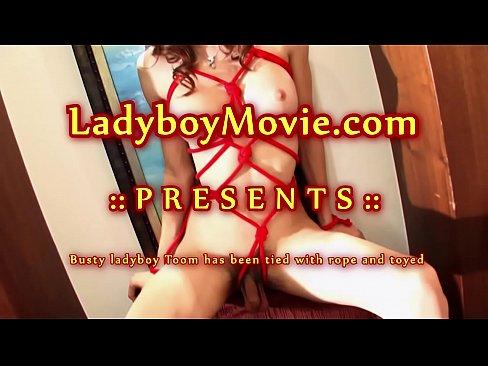Ladyboy Bondage Babe Toom