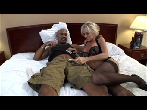 Milf interracial Ameture