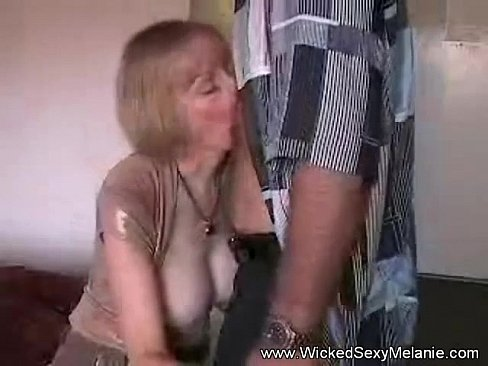 Mature son and mother unwanted creampie that