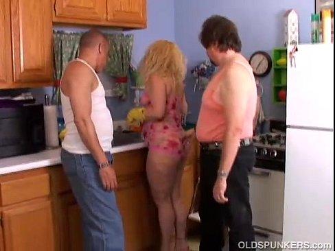 Trójkącik w kuchni