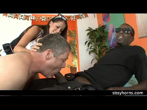 Young girl handjob old man video