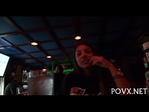 novinha safada fudendo com desconhecido do bar