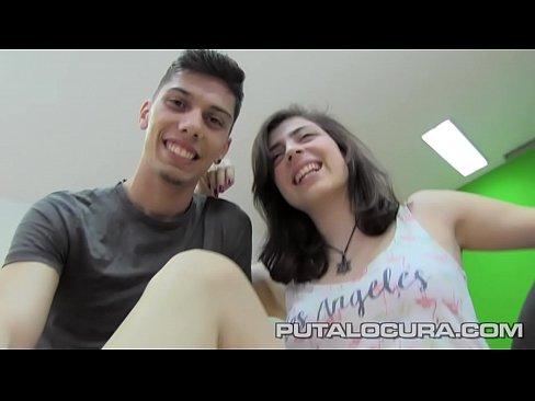 parejita juvenil amateur casera - Lina y Cano