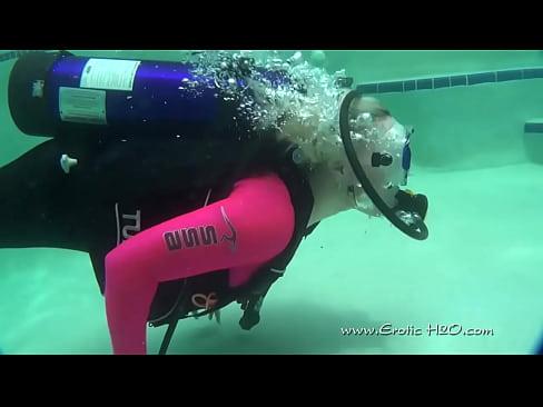 Скарлетт'ы акваланг инструкция