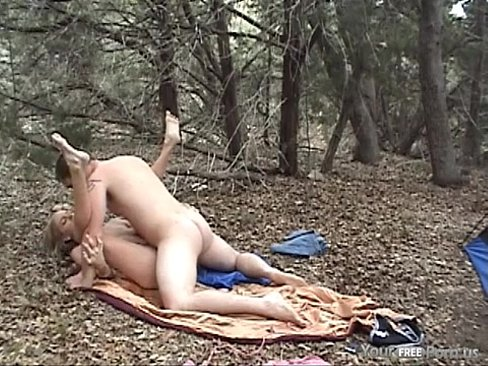 14 Min Blonde Outdoor Creampie Film