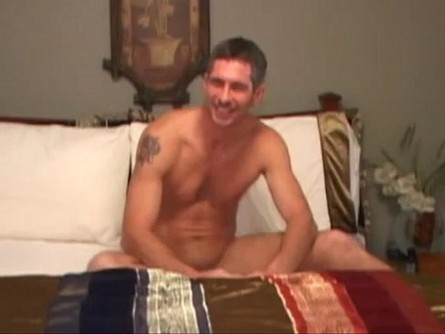 Tight holes stretching with horny amateur muscled gay studs