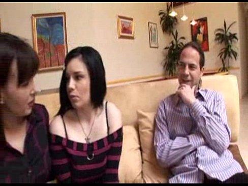 Parents calmed daughter
