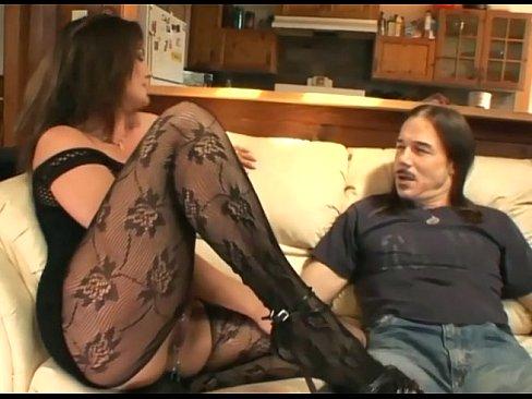 Erotic massage of japanese girl