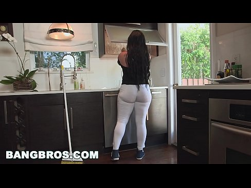 Dirty Maid Got a Big Ol' Ass