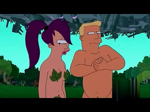 Futurama Nude Video