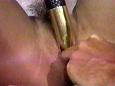 Wife fucks husband with dildo