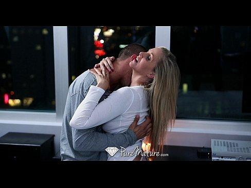 Romantické milování při svíčkách!