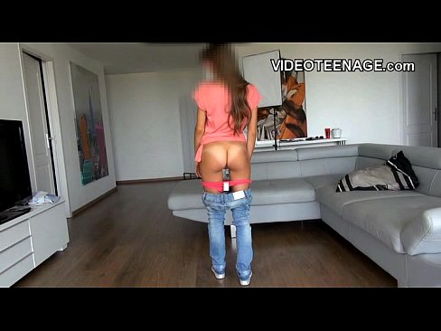 real 18 years old teen casting