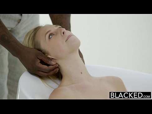 BLACKED First Interracial for Beautiful Blonde Taylor Whyte