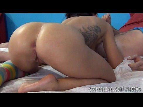 8 min Hot brunette gets banged xnxx.com