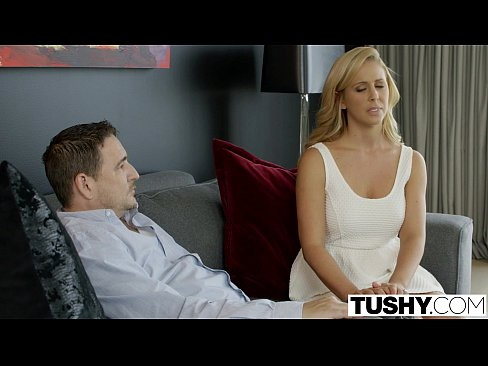 TUSHY First Anal For Hot Wife Cherie Deville hd porn