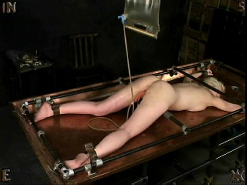bdsm punishment enema