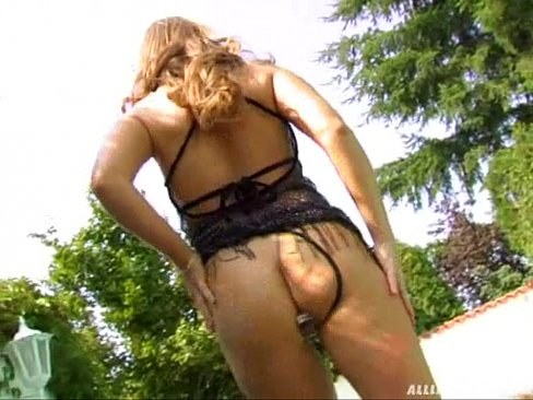 All Internal Dped by two guys Lucie shoots jetstream of sperm