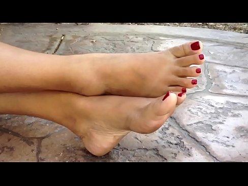 foot job movie Asian