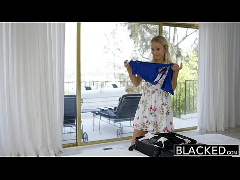 BLACKED.COM Great Model Natasha First Big Black Cock