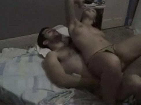 Hot Girl Gets a Hard Fuck in Hotel