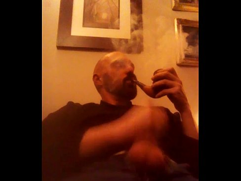 from Damien gay pipe smoker inhale