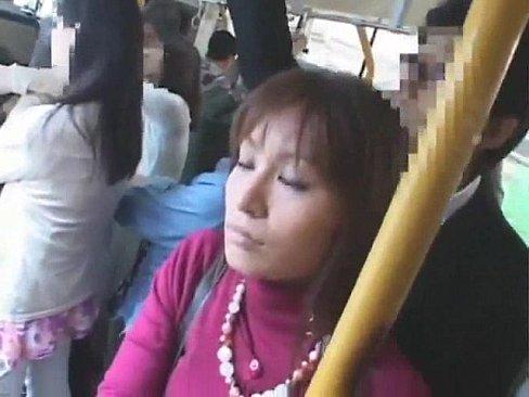 Bus Groped