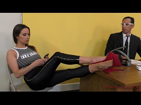 Teen Brat Ashley Adams Foot Worship