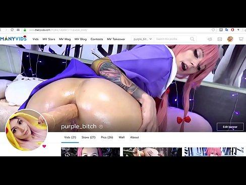 purple-bitch.com pornstars purple bitch & siberianstacy