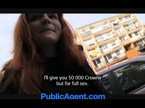 PublicAgent.com Full Porn Video Student Wants To Fuck For Money