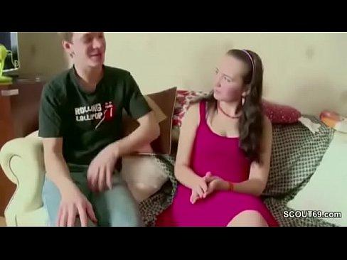 Irmão Ensina A Irmã Como é Gostoso Fazer Um Sexo Anal