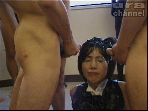 Bukkake festival 18 Japanese uncensored bukkake
