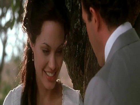 Angelina Jolie Porn Movie Scene Together With Antonio Banderas