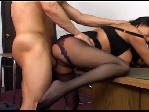 women in crotchless pantyhose having sex