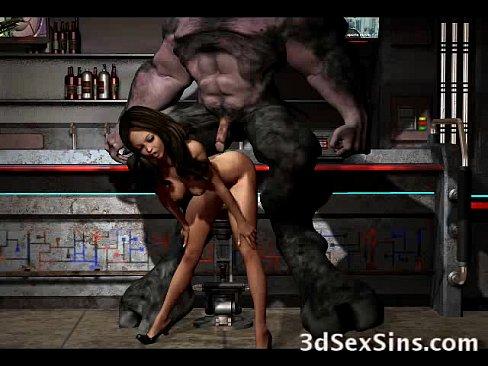 Lara Croft in Trouble 3D