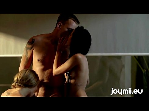 Joymii Alyssa Branch Shares A Threesome hd porn