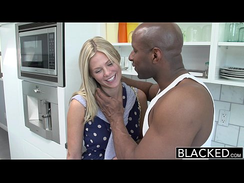 10 min BLACKED.com Preppy Blonde Girl Loves Big Black Dick Porn Clip