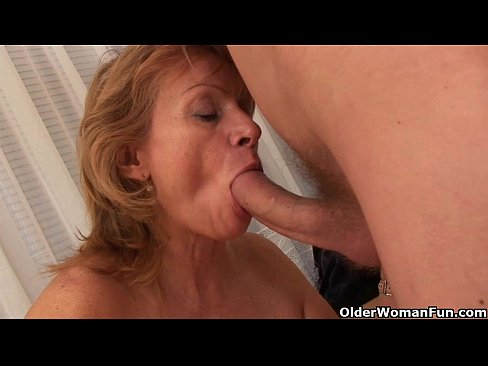 Something These two milfs want his cum inside them have