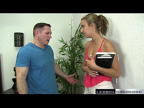 Poster Cu Fete Goale Pizda Blonda Fututa De Un Musculos