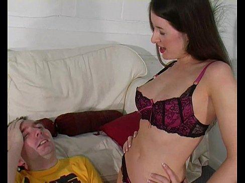 секс со зрелой мадам