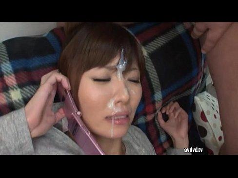 今村美穂 電話中の女の子に電マでイタズラでござる