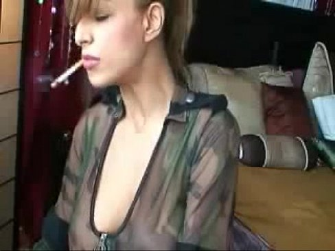 Sandi jones smoking