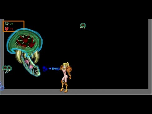 Samus Vs Metroid Cock