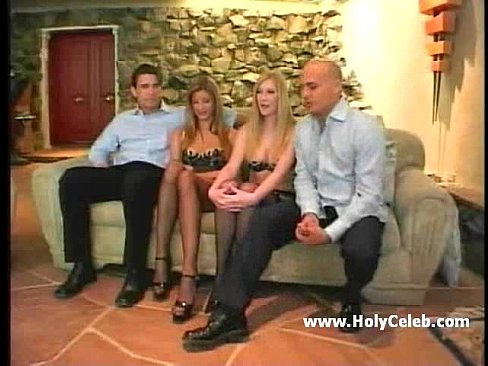 hardcore english 4some and wife swapping