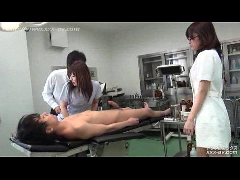 พยาบาลสาวเย็ดกับคนไข้ ไม่เซ็นเซอร์