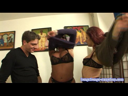 Threesome transsexual and guy fuck Alice ricci. Directed by Roby Bianchi