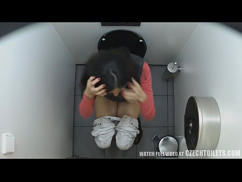 Compilation of girls caught peeing on hidden toilet camera